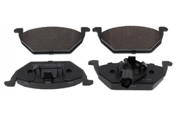 MAPCO 6469/1 Brake Pad Set, disc brake