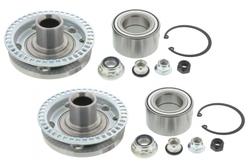 MAPCO 46737/2 Wheel Bearing Kit
