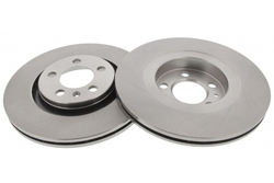 MAPCO 15831/2 Brake Disc