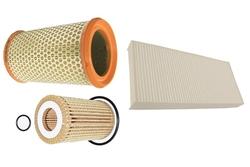 MAPCO 68102 Filter Set