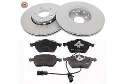 MAPCO 47860HPS brake kit