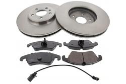 MAPCO 47930 brake kit