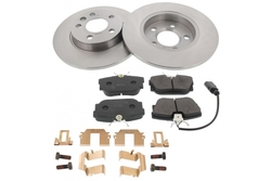 MAPCO 47869 brake kit