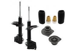 MAPCO 140901 Mounting Kit, shock absorber