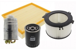 MAPCO 68819 Filter Set