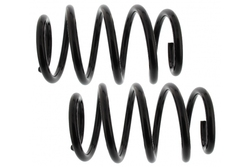 MAPCO 72897/2 Suspension Kit, coil springs