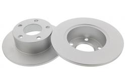 MAPCO 15711C/2 Brake Disc