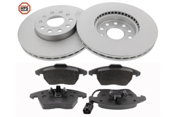 MAPCO 47830HPS brake kit