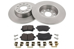 MAPCO 47906 brake kit