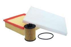 MAPCO 68712 Filter Set