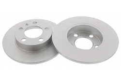 MAPCO 15837C/2 Brake Disc