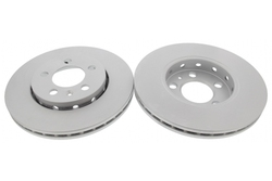 MAPCO 15830C/2 Brake Disc