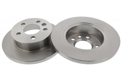 MAPCO 15755/2 Brake Disc
