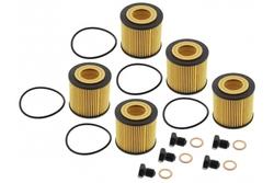 MAPCO 64803/5 Oil Filter