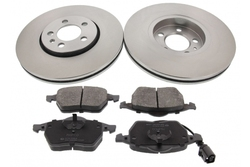 MAPCO 47714 brake kit