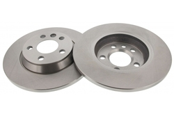MAPCO 15881/2 Brake Disc