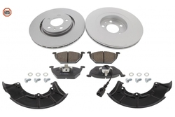 MAPCO 47857/9HPS brake kit