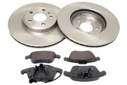 MAPCO 47922 brake kit