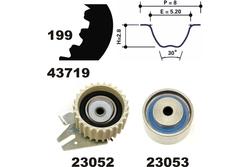 MAPCO 23008 Timing Belt Kit