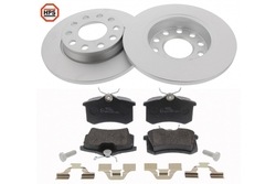 MAPCO 47903HPS brake kit