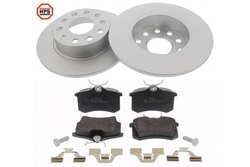 MAPCO 47831HPS brake kit