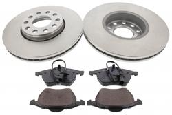 MAPCO 47927 brake kit